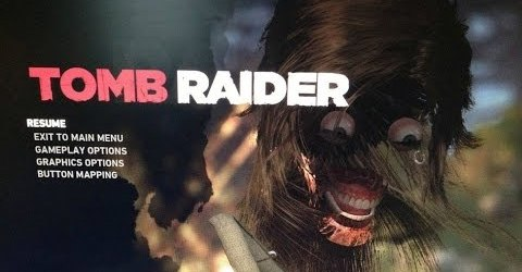 Rise of the Tomb Raider — За текстурами западня (Баг)