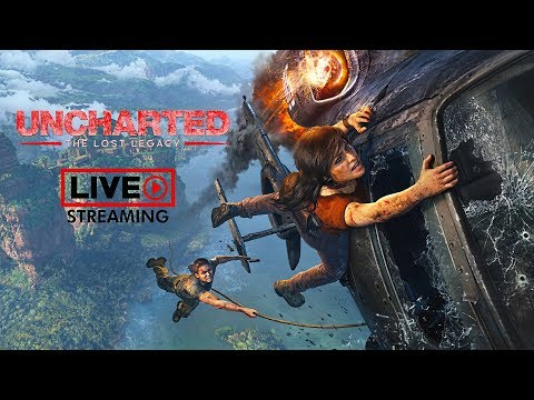 Uncharted: The Lost Legacy — Stream 1 #AgentJoe