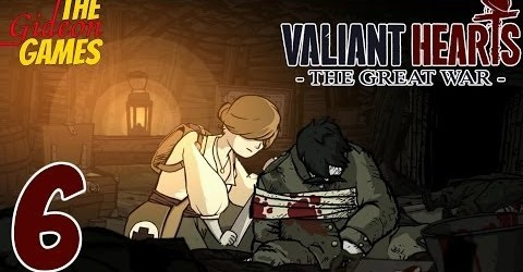 Прохождение Valiant Hearts: The Great War [HD|PC] — Часть 6 (Париж. Война.)