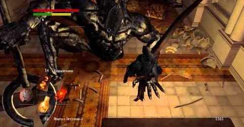 Dark Souls — продолжаем искать секреты в замке Анор Лондо 160221w2