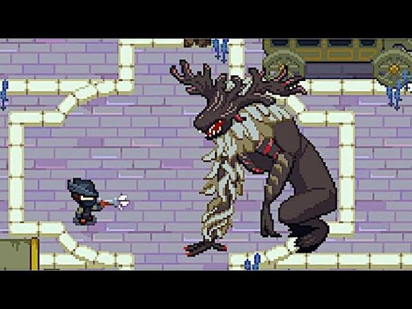 Bloodborne добралась до PC в виде бесплатной 2D-игры