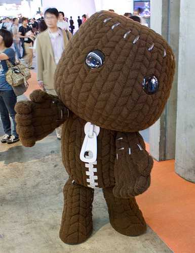 oooooh source little big planet halloween costume the halloween costumes
