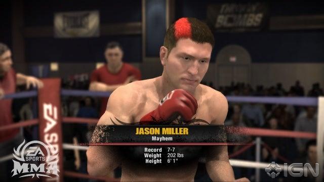 EA Sports MMA Picture