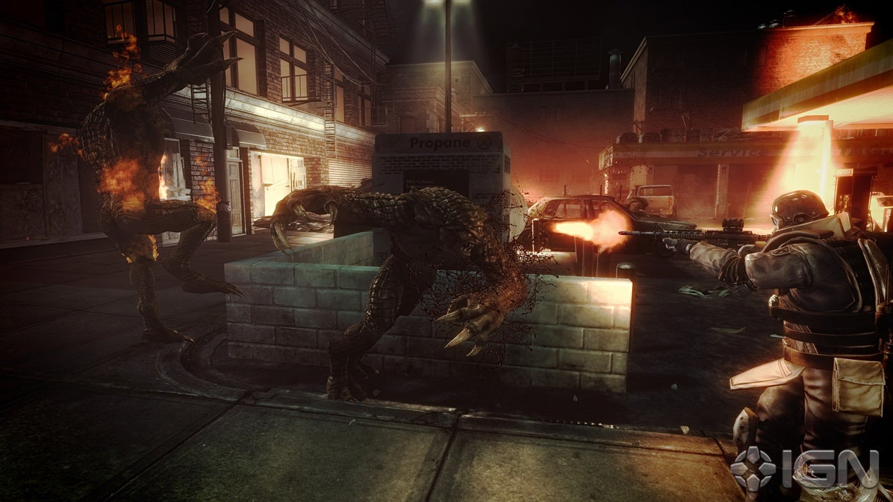 Infinite Games Imagens De Resident Evil Operation