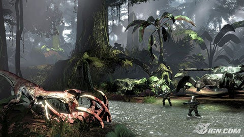 Turok Welcome To The Jungle IGN