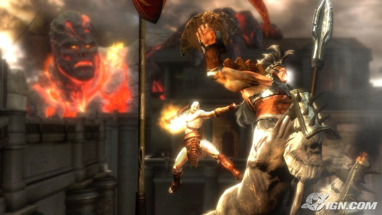 God of War III Picture