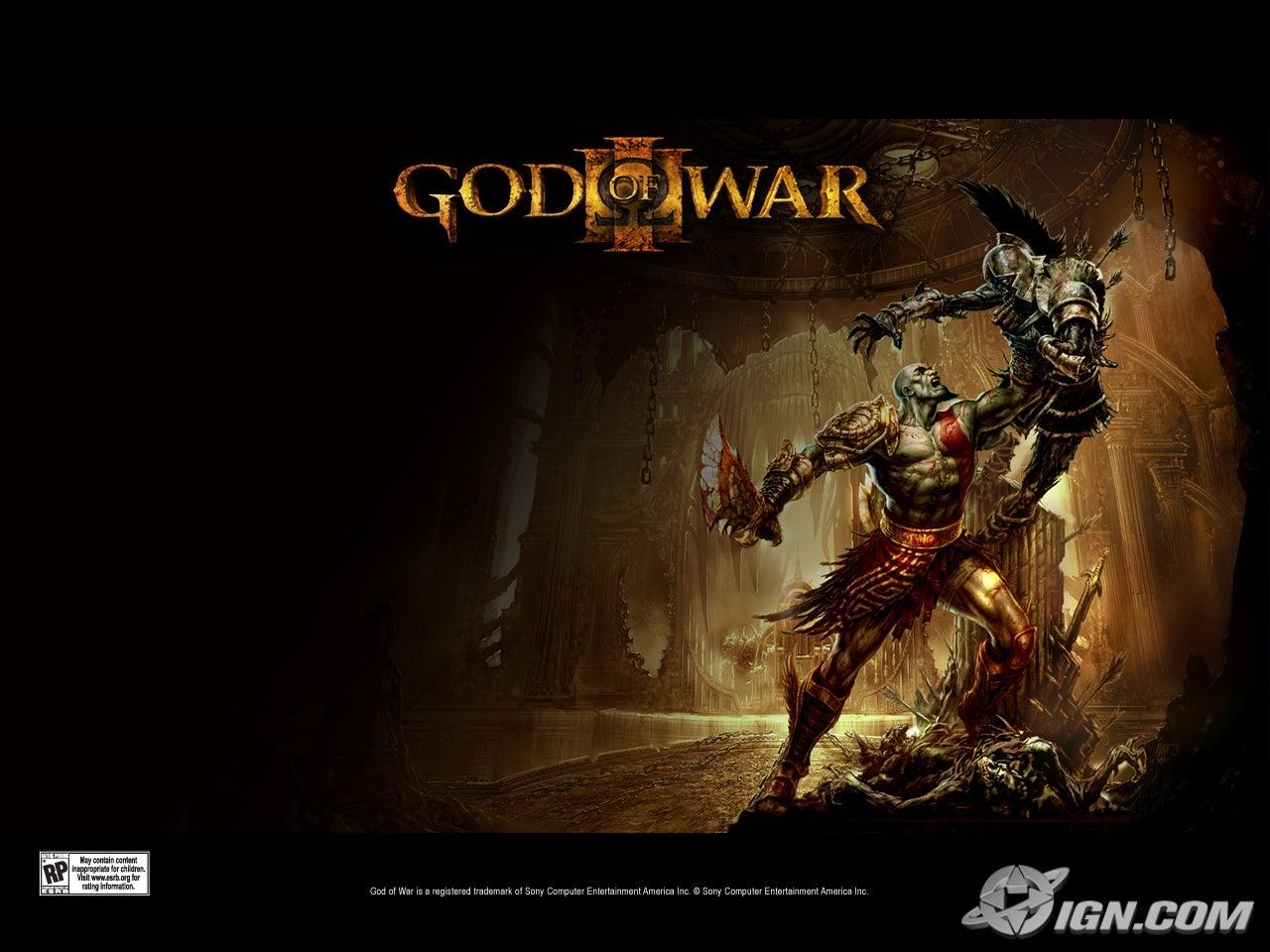God of War III Wallpaper
