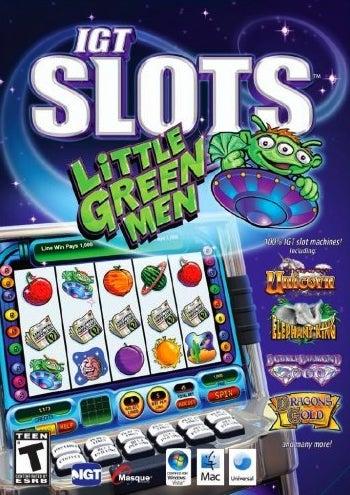 IGT Slots Little Green Men PC IGN