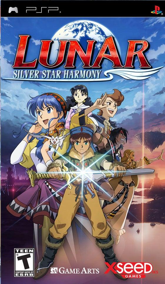 Lunar Silver Star Harmony PlayStation Portable IGN