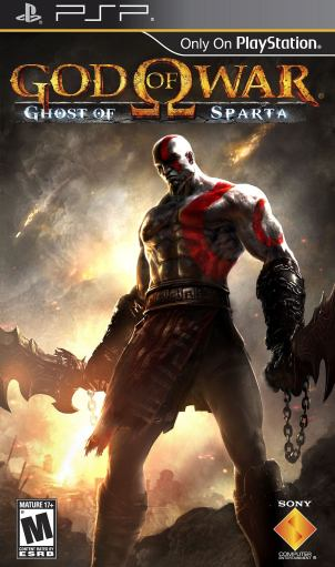 Torrent God Of War Ghost Of Sparta (PSP)
