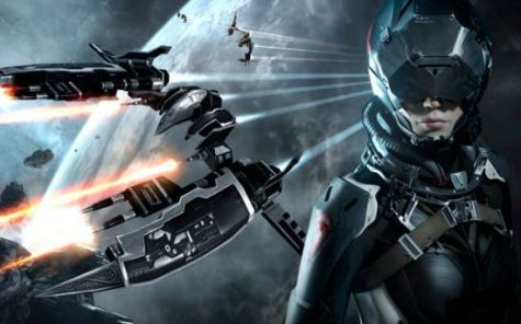 eve valkyrie science fiction virtual reality game