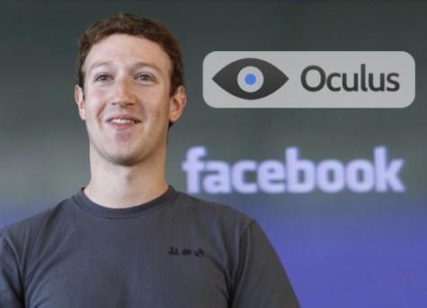 facebook oculus rift social vr