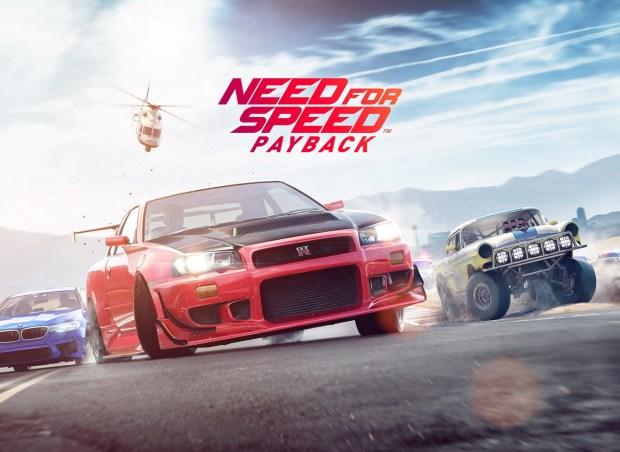 Новый Need for Speed Payback выйдет 10 ноября