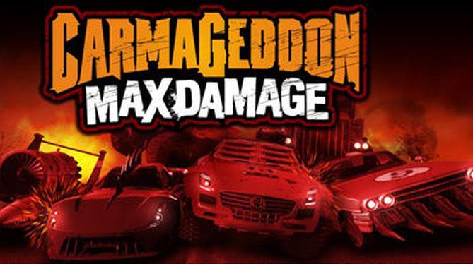 Carmageddon Max Damage Grandpa Is That You PS4Pro En