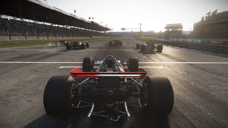 test de project cars goty sur ps4. Black Bedroom Furniture Sets. Home Design Ideas