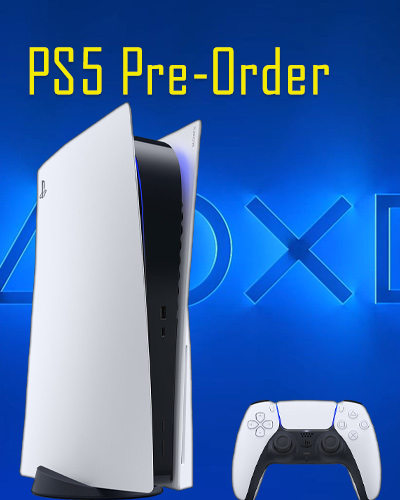 Ps5 Order Where And How To Order The Ps5 Ps5