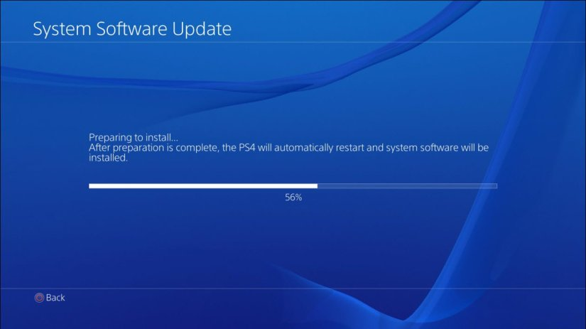 Update System Software