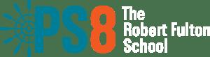 PS 8 Logo - The Robert Fulton School