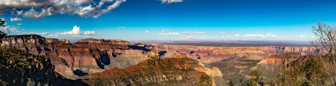 """""""On a Clear Day"""" at the Grand Canyon"""