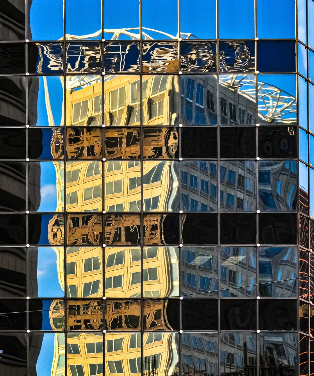 Baltimore Reflection