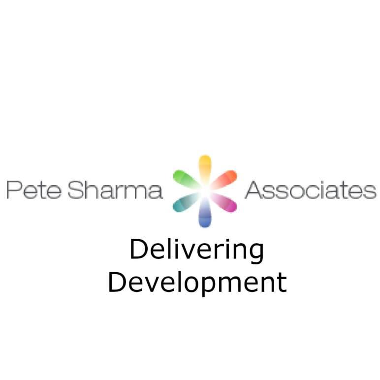 Delivering Development podcast logo