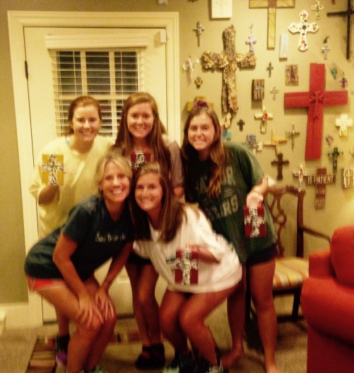"""Summer """"Mark"""" Girls- Back to Bama and Birmingham Southern"""