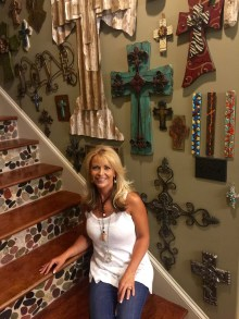 3 crosses added to another cross wall!