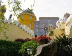 Pena Palace Details