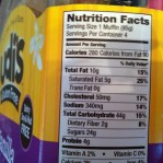 muffinsnutrition