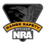 NRA Certified Range Safety Officer