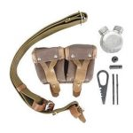 Mosin Nagant Cleaning kit and sling