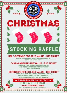 Christmas Stocking Raffle