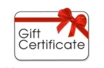 PS&Ed Gift Certificates