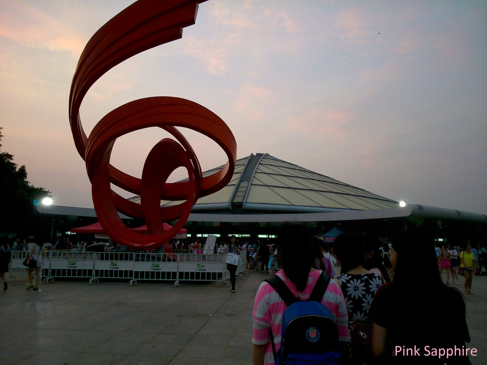 My Shared Memories With Yuchun in Guangzhou (3/6)