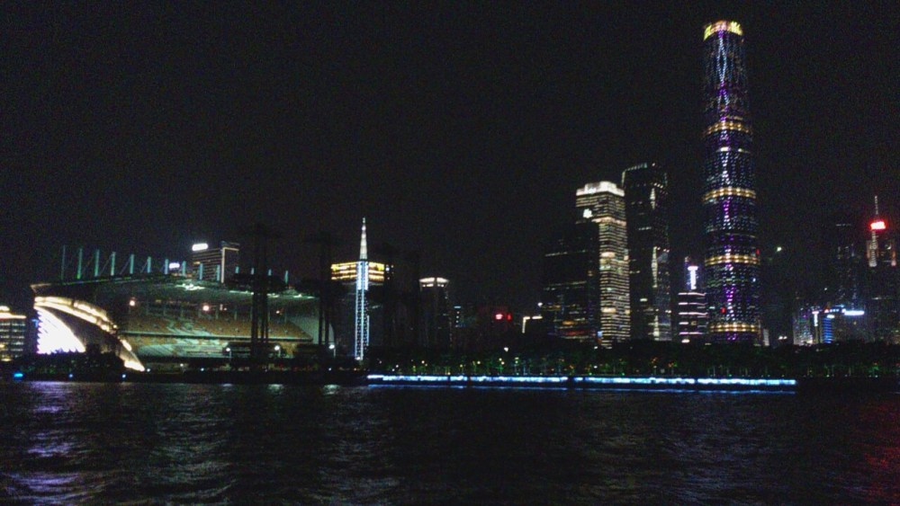 My Trip to My Grandparents' Hometown – Part 2: A Cruise Down the Pearl River (5/6)