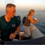 Ψάρεμα με τον αγαπημένο μας Σώτο