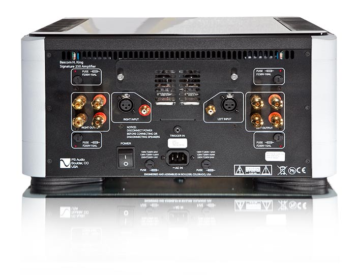BHK Stereo 250 Power Amplifier