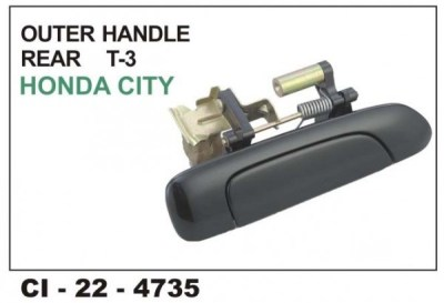 Outer Door Handle Honda City T-3 Rear LHS CI-4735L