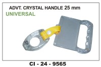 Advertising Transparent Handle Universal