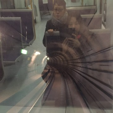Taking the Metro