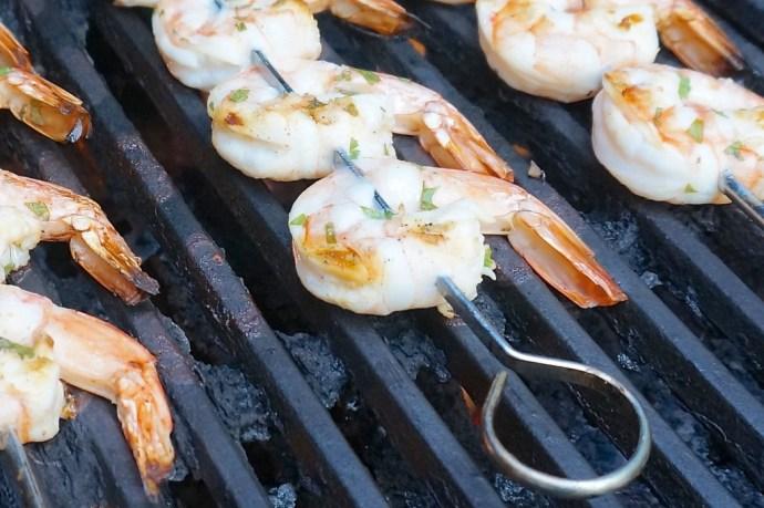 Margarita Shrimp Tacos
