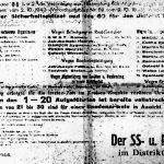 afisz oegzekucji