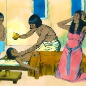 All firstborn in Egypt