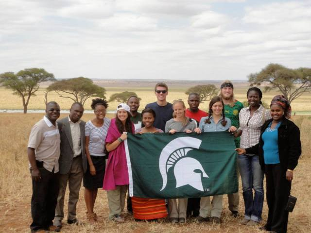 MSU study abroad scholarships