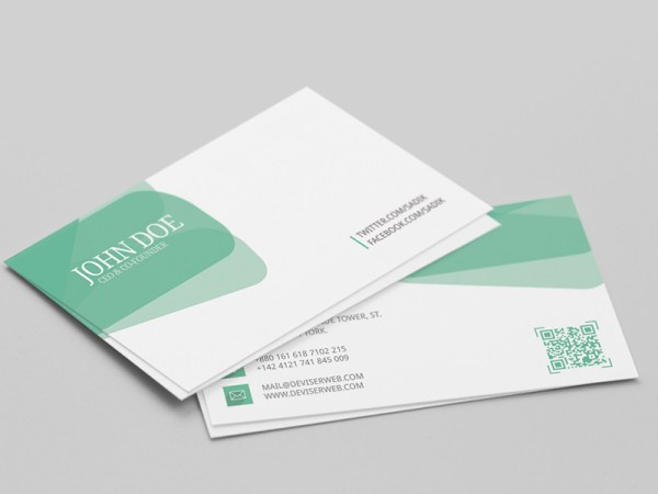 Free Personal Visiting card psd