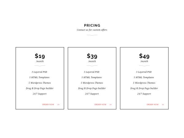 Pricing-Table-free-psd-minimal-light-white-elegant