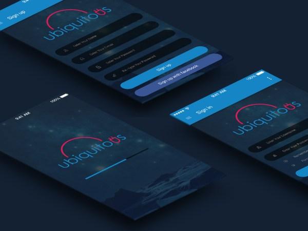 free app ui preview-psdboom