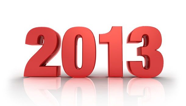 New Year 2013 (PNG)