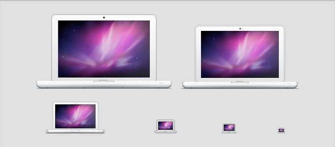Macbook Icons