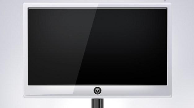 computer monitor screen psd